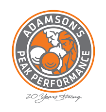 adamson peak performance logo