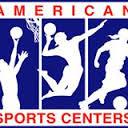 american sports center logo