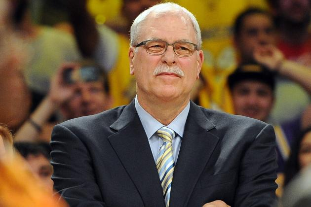 Phil Jackson Touts One Of The Nba S Unsung Heroes On