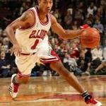 Derrick Rose – Pro Basketball