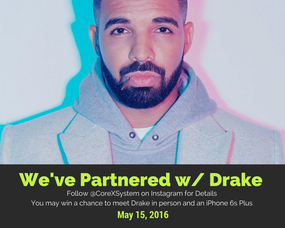Drake promo